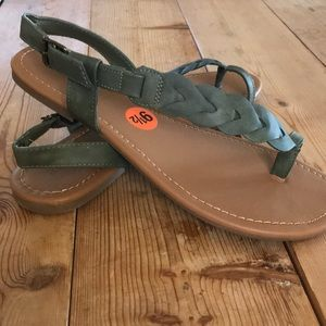 Rampage Sandals Size 9.5